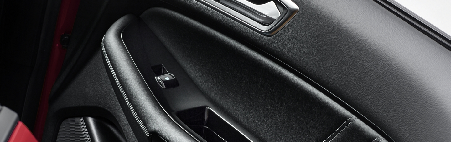 Luxurious Detailing in the 2020 Edge