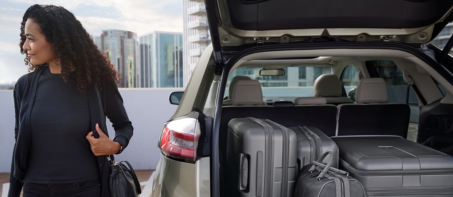 Loads of Cargo Space in the 2020 Edge!