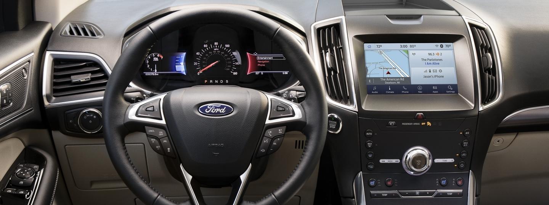 2020 Ford Edge Steering Wheel