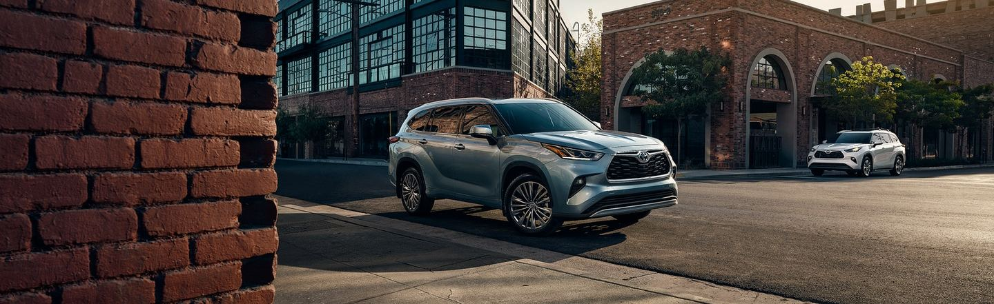 2020 Toyota Highlander Leasing near Paramus, NJ
