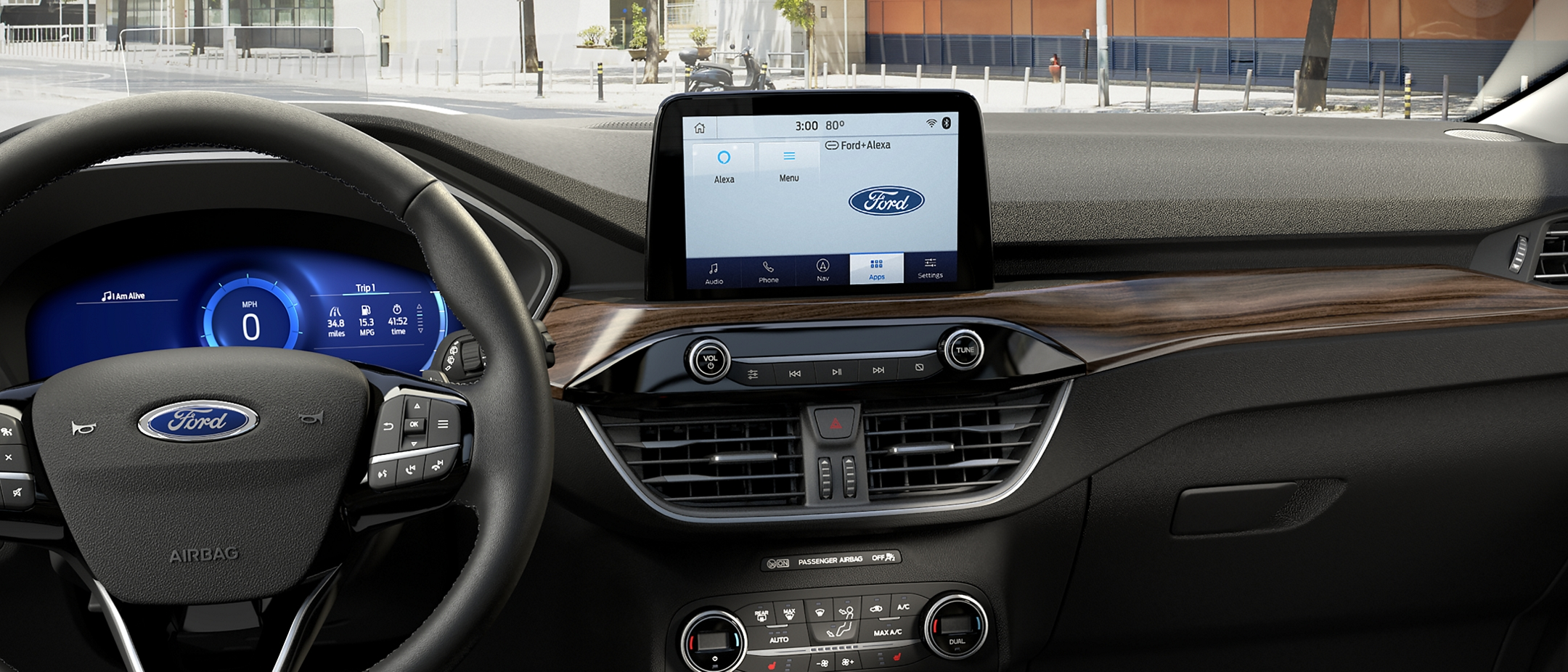 2020 Ford Escape Ford+Alexa App