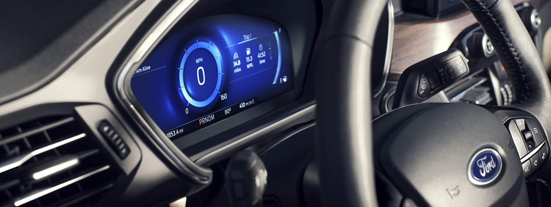 2020 Ford Escape Instrument Panel