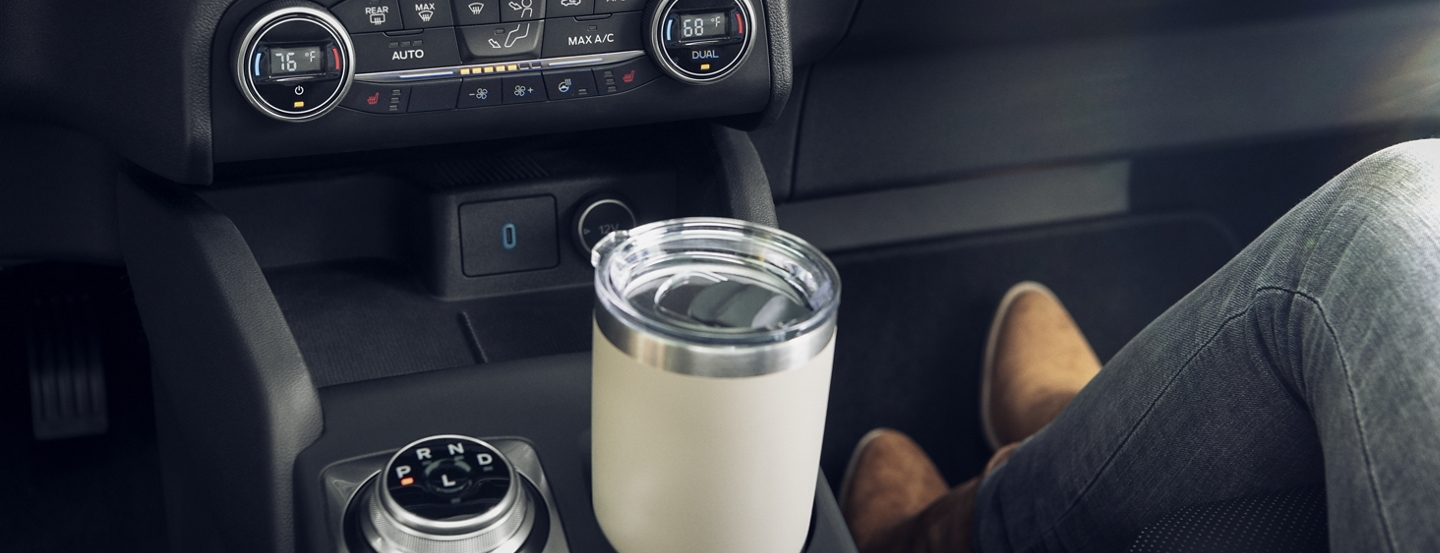 2020 Ford Escape Amenities