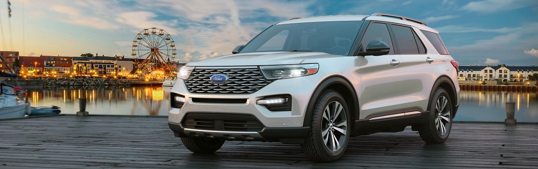 2020 Ford Explorer Leasing near Richardson, TX