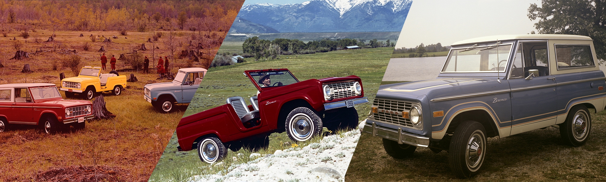 2020 Ford Bronco release