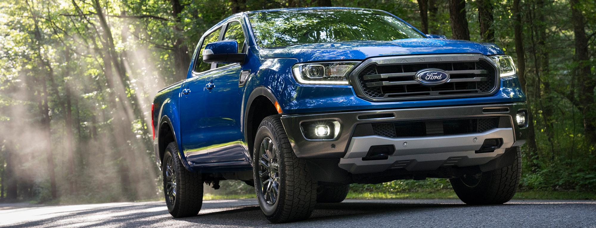Ford Ranger payload capacity