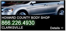 Howard County Body Shop