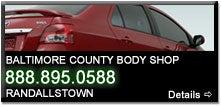 Baltimore County Body Shop