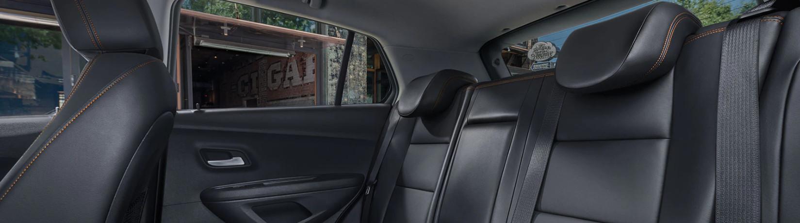 2020 Trax Leather Interior