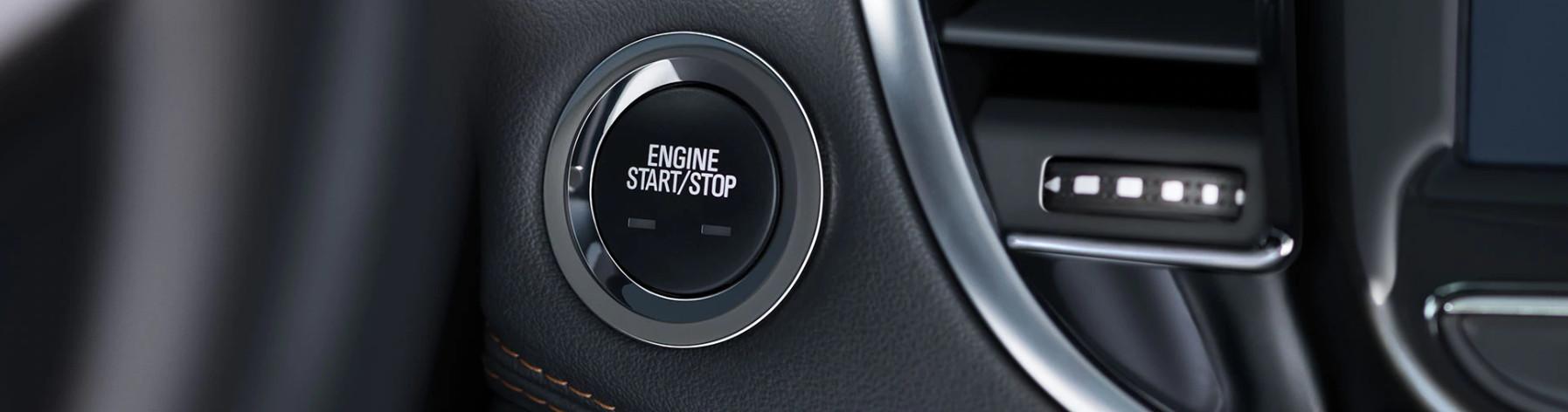 2020 Trax Push Button Start