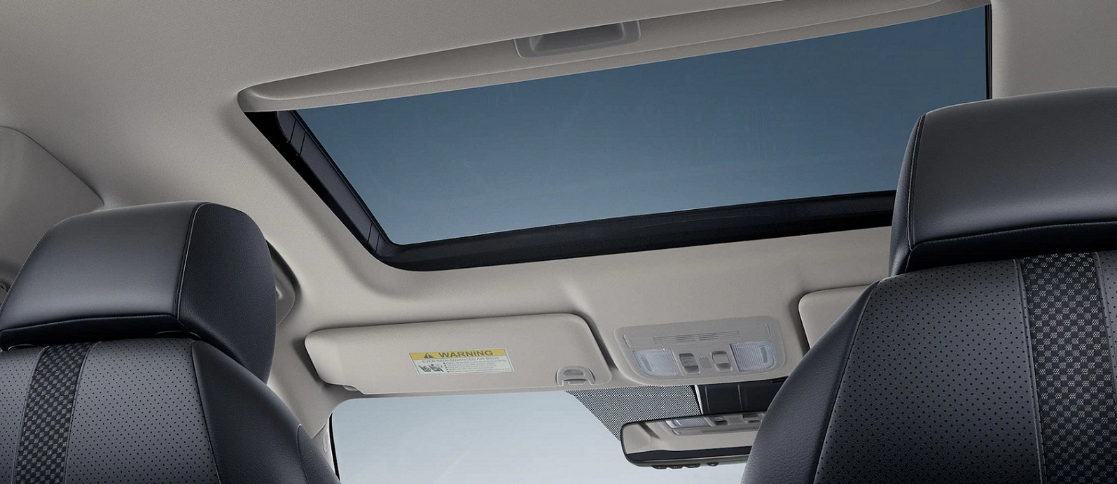 2020 Civic with Available Moonroof