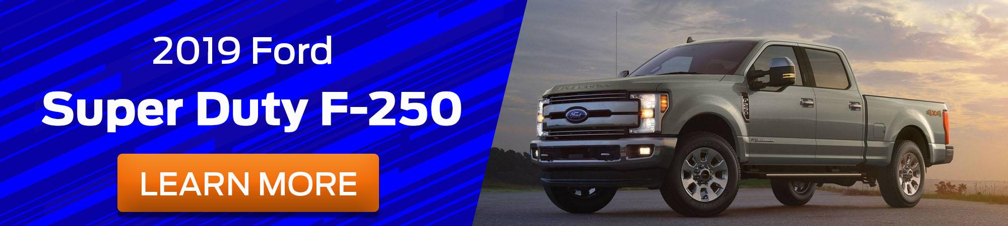 2019 Ford Super Duty F-250