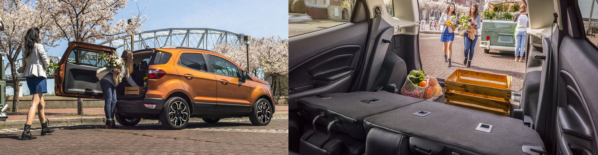 2020 Ford EcoSport Configurations