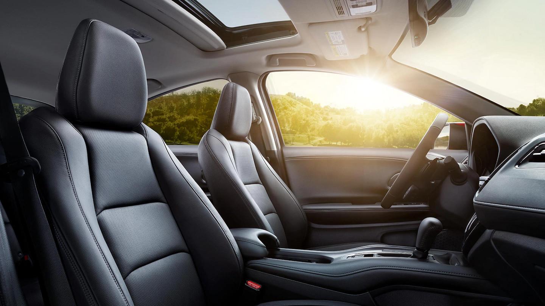 Accommodating Seating in the 2020 Honda HR-V