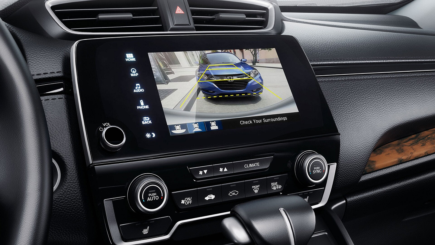 2020 Honda Safety Features in Tomball, TX
