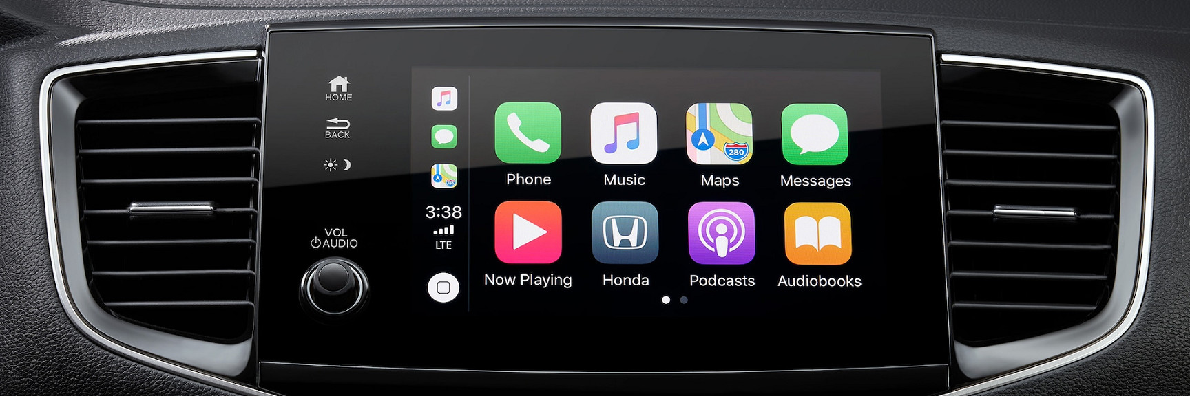 2020 Honda Technology Features in Tomball, TX