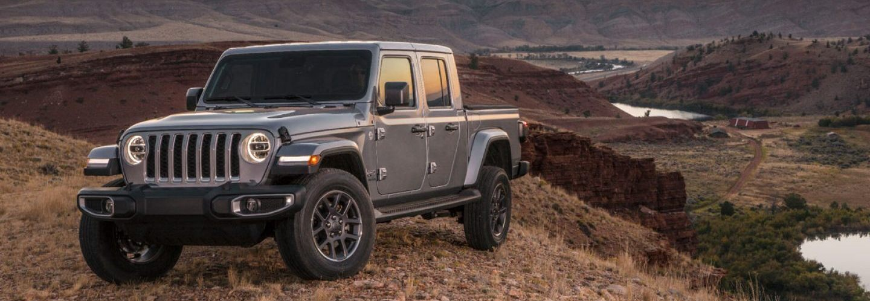 2020 Jeep Gladiator Lease near Shawnee, OK