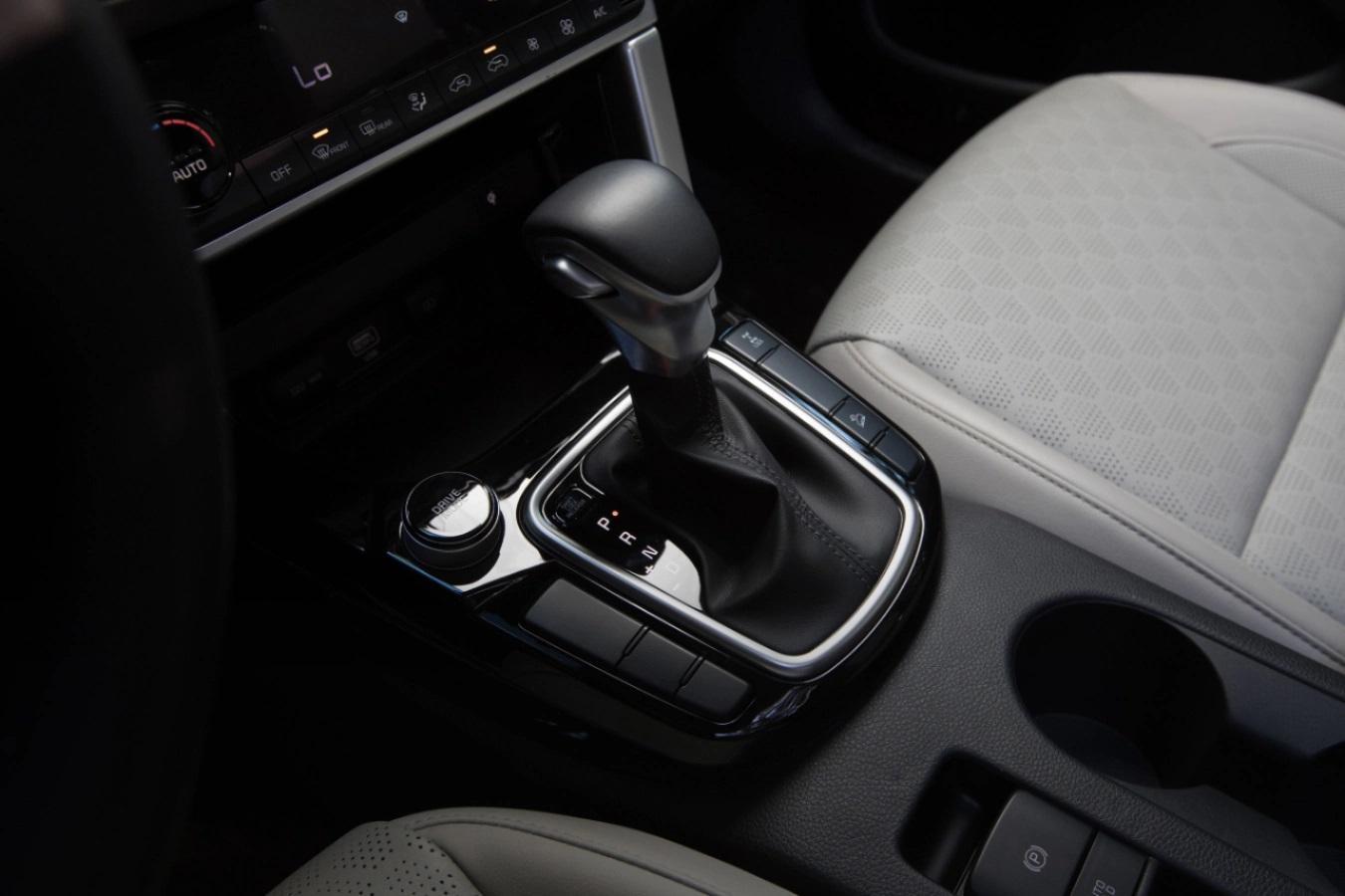 2021 Kia Seltos Gear Shifter