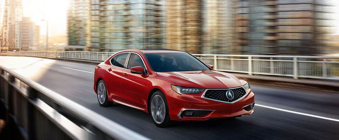 2020 Acura TLX Leasing near Schererville, IN