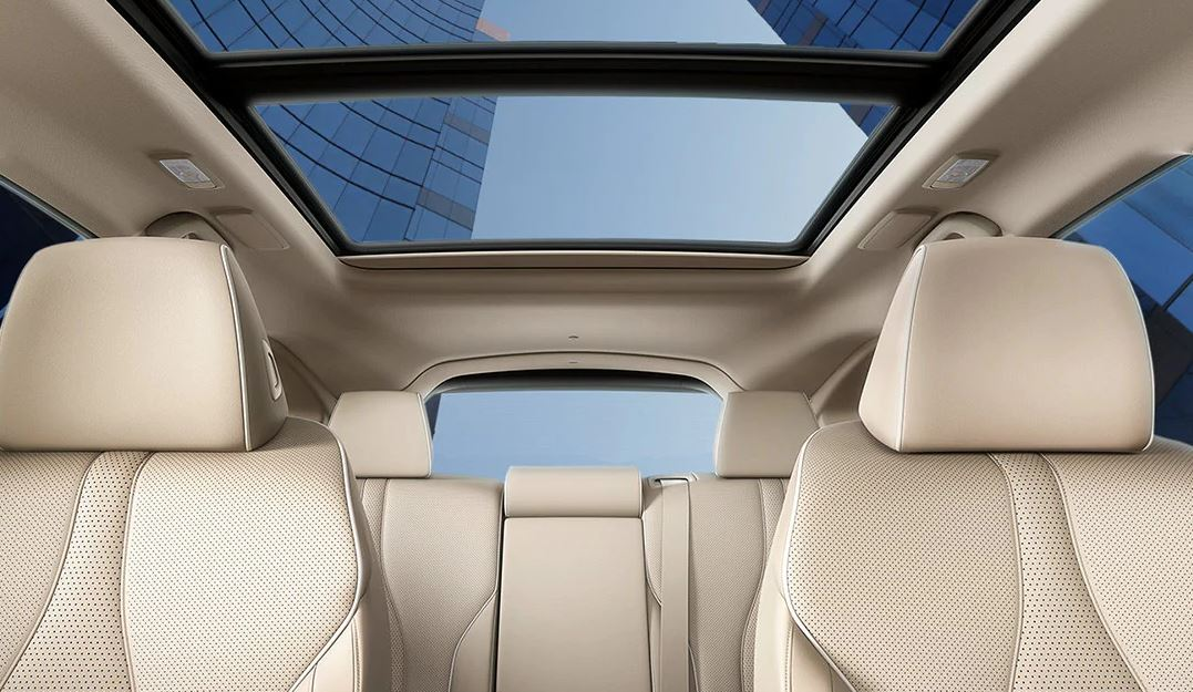 2020 Acura RDX Seating