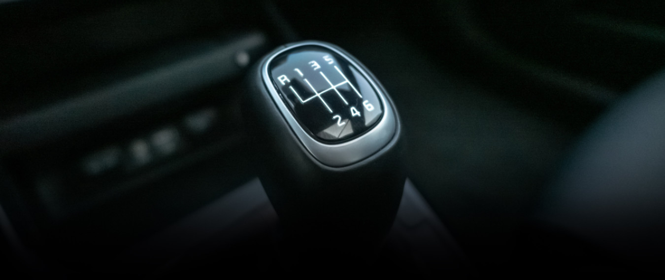 2020 Kia Forte Gear Shift