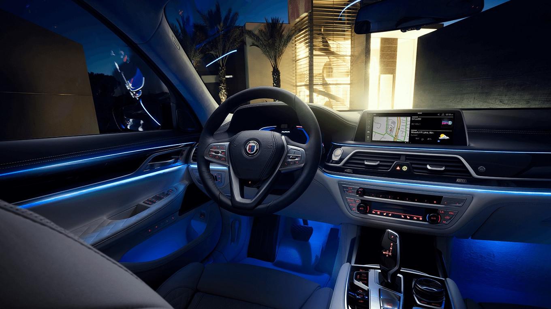 2020 BMW 7 Series Technology