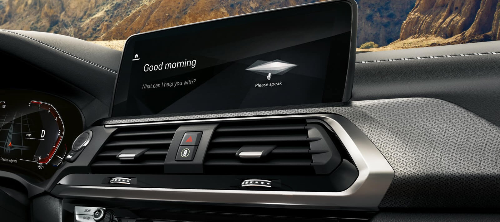 Convenient Tech in the 2020 BMW X3