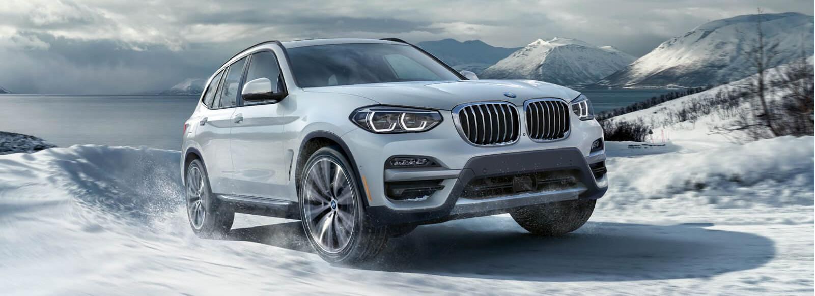 2020 BMW X3 vs 2020 INFINITI QX50 near Texarkana, TX