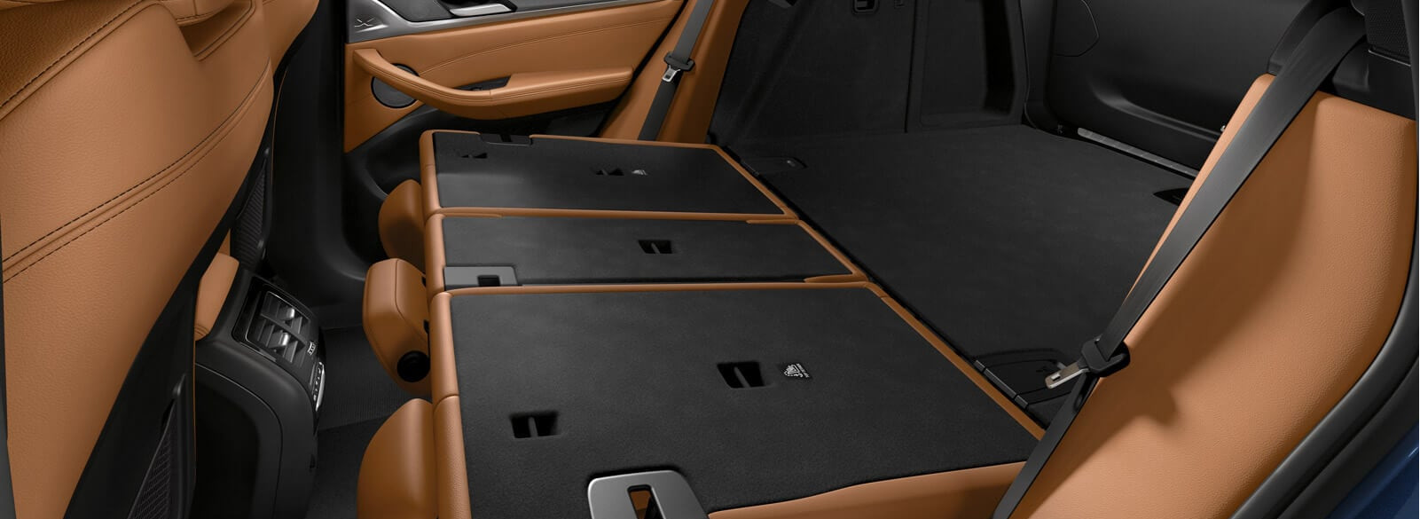 Versatile Storage in the 2020 BMW X3