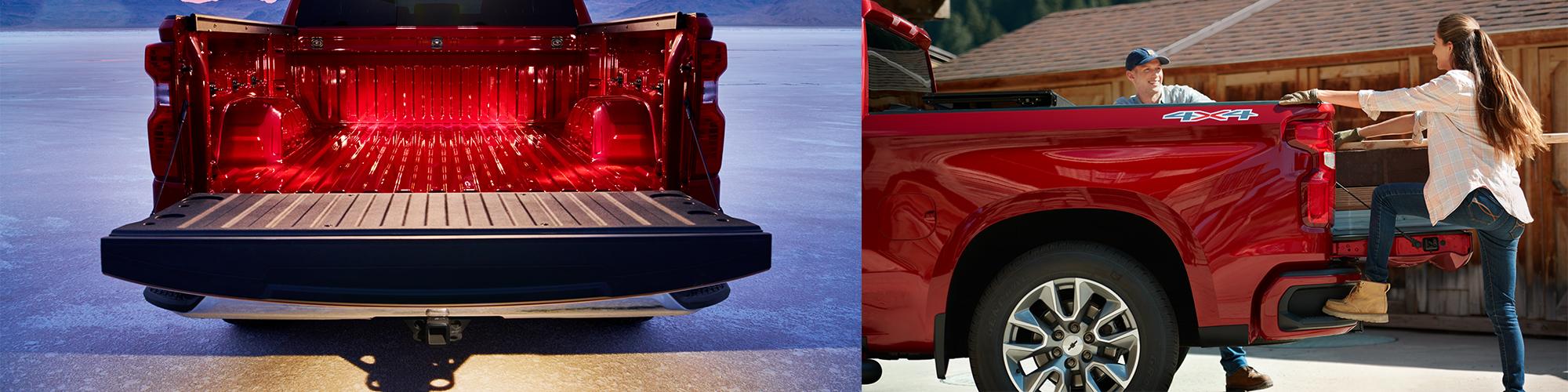 2020 Chevrolet Silverado Towing Capacity
