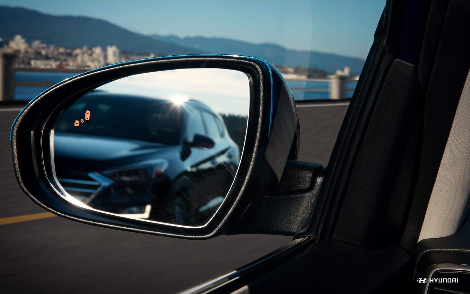 Stay Alert in the 2020 Hyundai Tucson