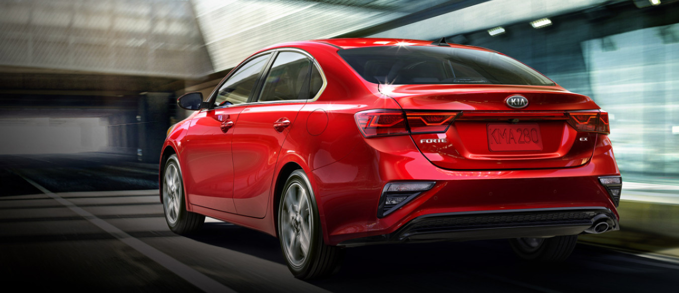 2020 Kia Forte Leasing near Ewa Beach, HI