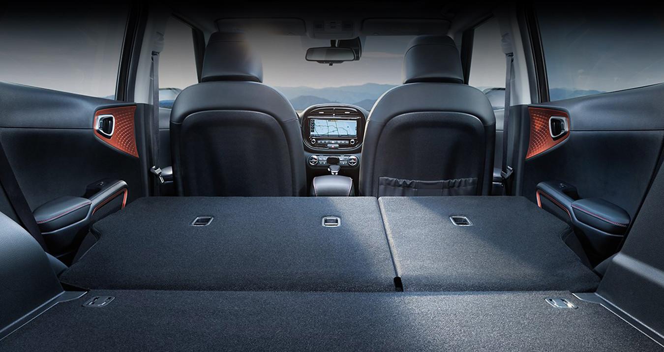2020 Kia Soul Spacious Interior