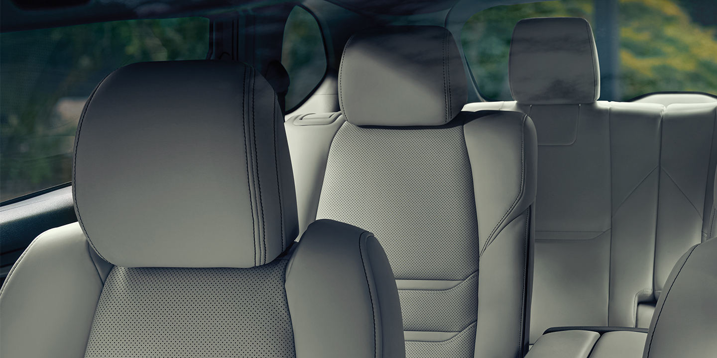 Coxy Seating in the 2020 MAZDA CX-9