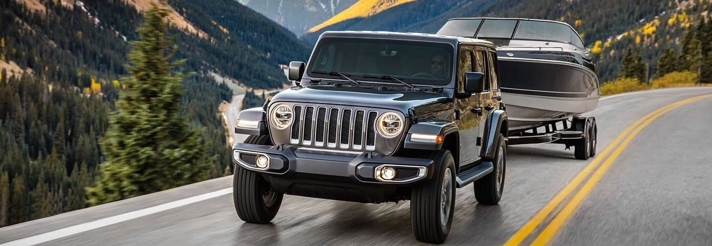 Used Jeep Vehicles for Sale near Fort Lee, NJ