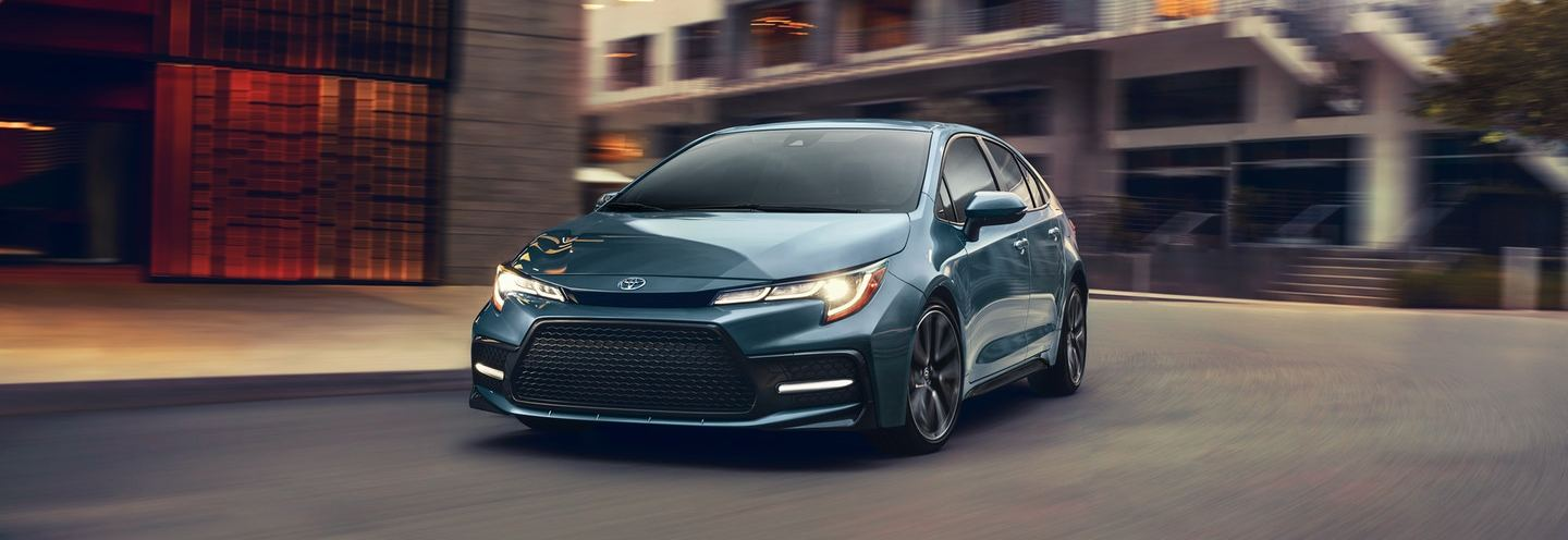 2020 Toyota Corolla Leasing near Pittsburgh, PA