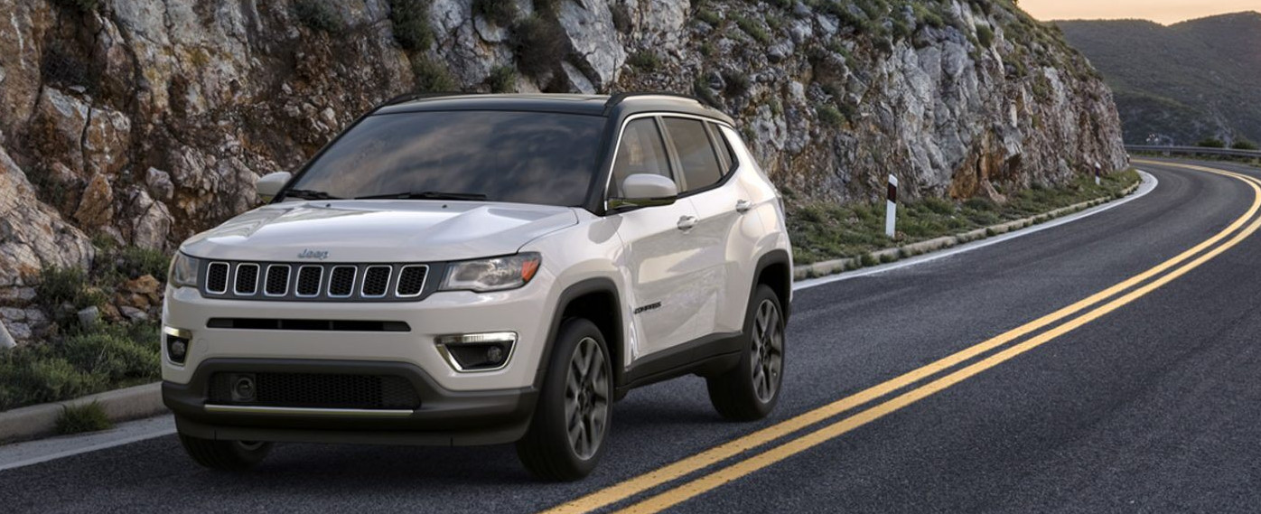 2020 Jeep Compass Lease near Fort Lee, NJ