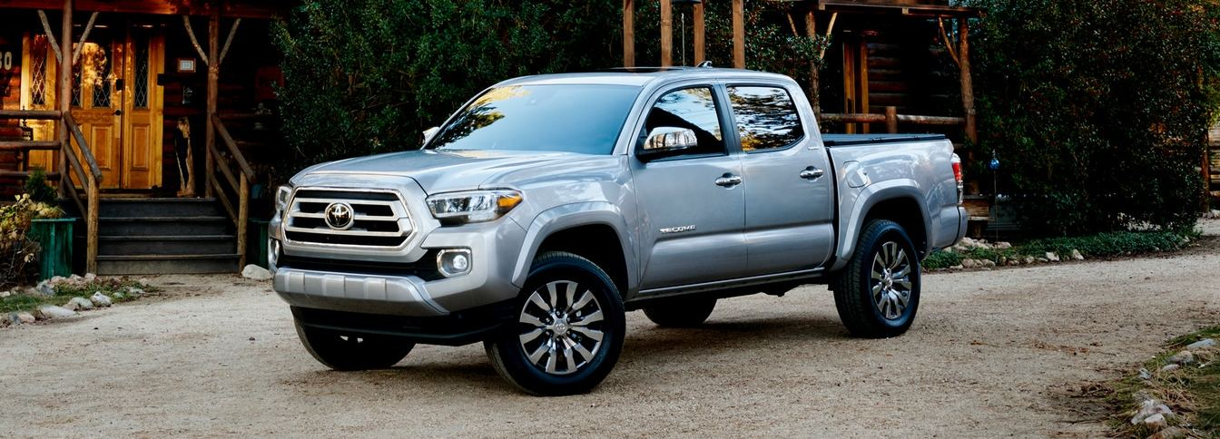 2020 Toyota Tacoma Leasing near Pittsburgh, PA