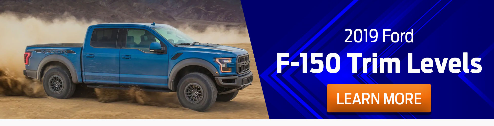 2019 Ford F-150 Trim Levels