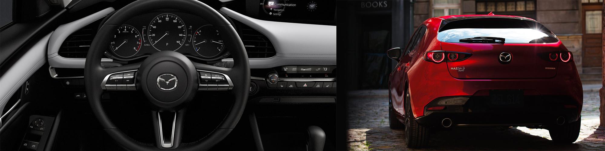 2020 MAZDA3 Hatchback