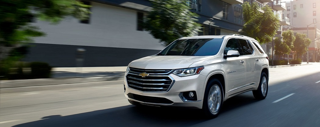2020 Chevrolet Traverse for Sale near Orland Park, IL