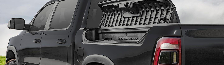 2020 Ram 1500 RamBox® Cargo Management System