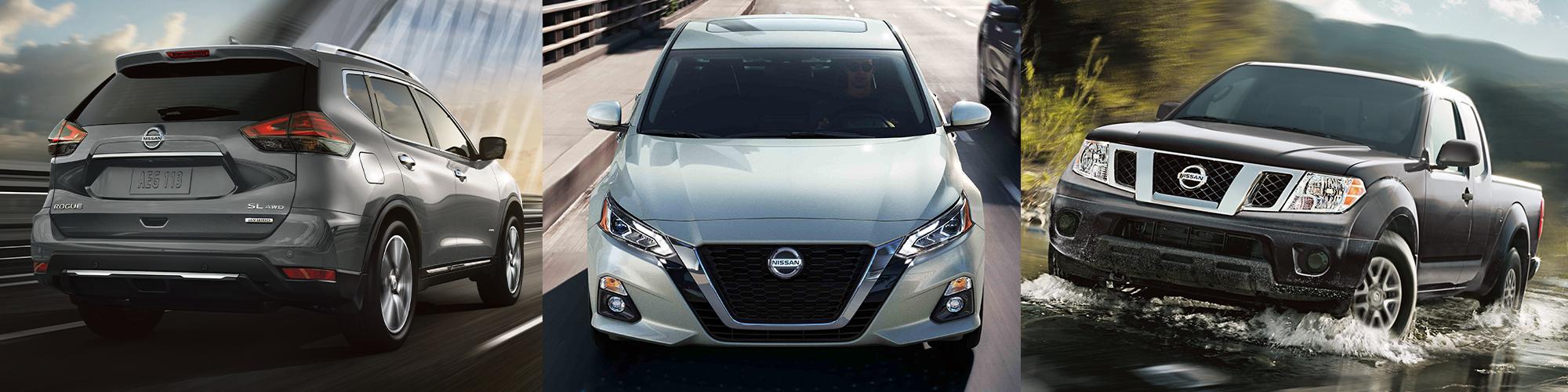 2019 Nissan Models