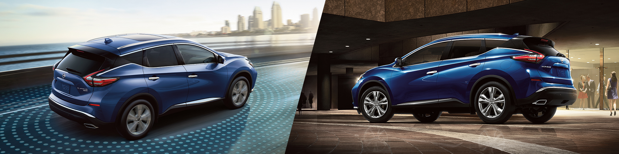 2020 Nissan Murano® Technology