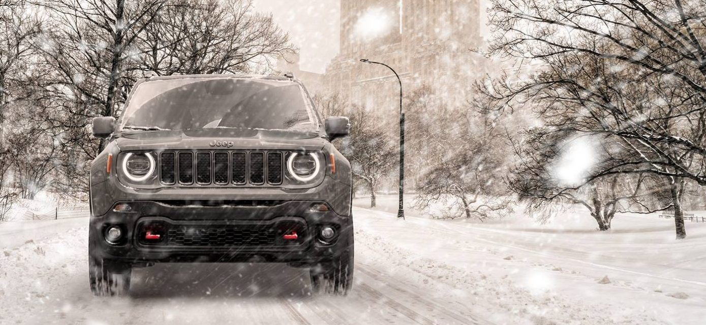 2020 Jeep Renegade Leasing near Oklahoma City, OK