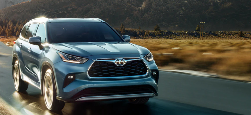 2020 Toyota Highlander for Sale near Greenwood, IN