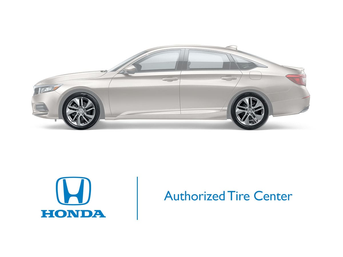 Honda Approved Tire Department In Elgin, IL
