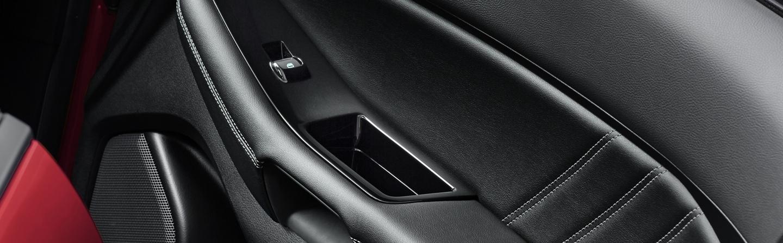 2020 Edge Leather Interior