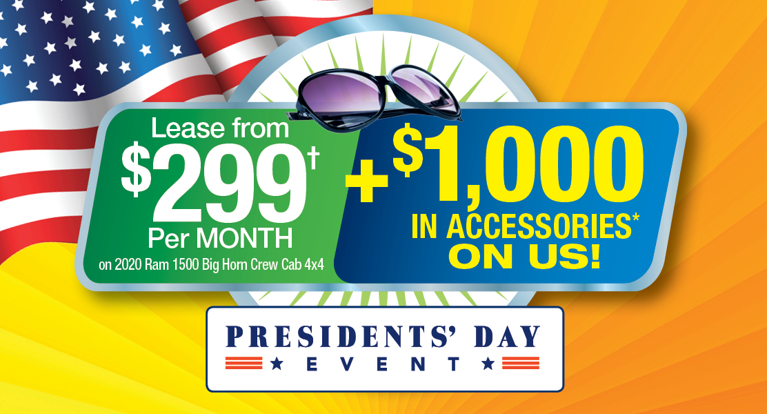 Presidents' Day Event