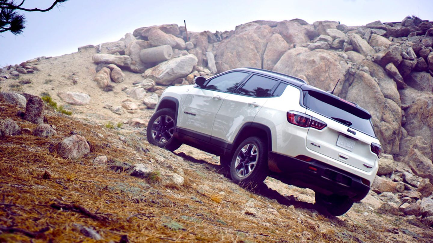 2020 Jeep Compass for Sale near Norman, OK